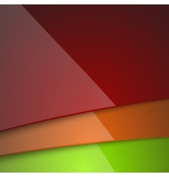 Multi colored modern background vector image