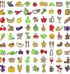 FoodDr vector image