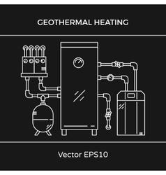 House Heating vector