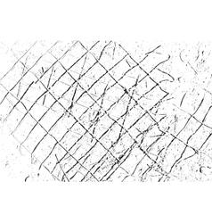 Distress Grid vector image vector image