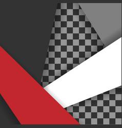 Bright geometric design vector