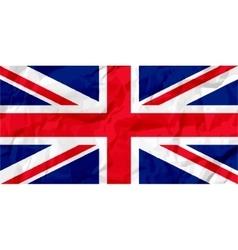 England flag vector image