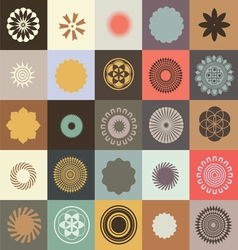 Color miracles collection vector image vector image