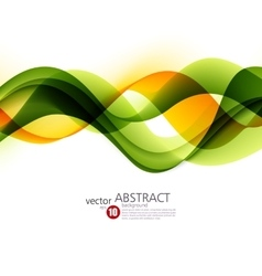 Colorful lines Abstract background vector image