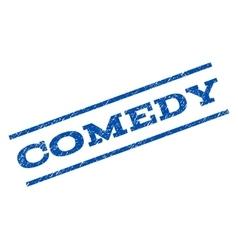 Comedy Watermark Stamp vector