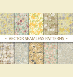 new abstract seamless pattern artwork texture vector image