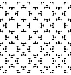 minimalist seamless pattern vector image