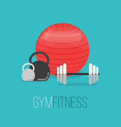 Gym training bodybuilding healthy banners vector