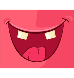 Monster Avatar vector image vector image