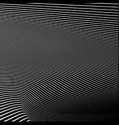 Simple dynamic lines pattern geometric pattern vector