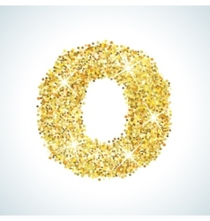 Zero number in golden style vector