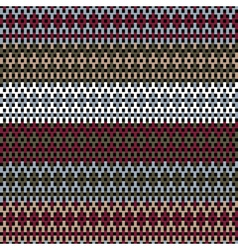 jumper fabric vector image