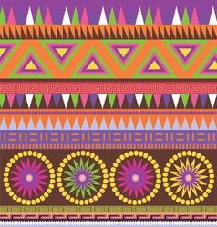 Autumn color carpet vector image vector image