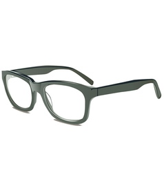 grey glasses vector image vector image