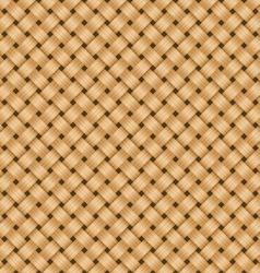 Bamboo back vector image