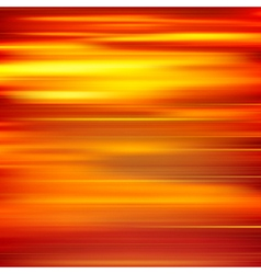 abstract red yellow motion blur background vector image vector image