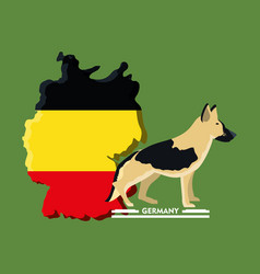 Germany design concept vector