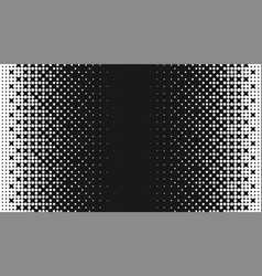 halftone pattern gradient background round spot vector image