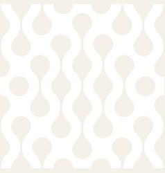seamless subtle lattice pattern modern stylish vector image