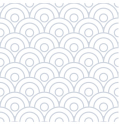 spiral circles abstract seamless background vector image
