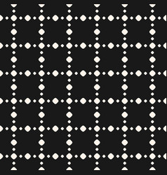 polka dot seamless pattern texture vector image