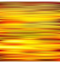 Abstract yellow red motion blur background vector