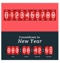 Timer clocks watch stopwatch countdown vector