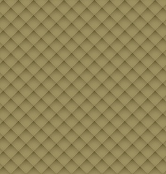 Seamless geometric tiles of rhombus pattern vector image vector image