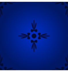 Amazing seamless wallpaper pattern vector image