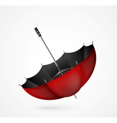 detailed umbrella icon vector image