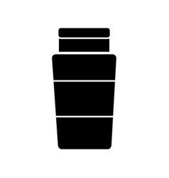 fragance bottle icon vector image