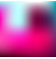 smooth abstract colorful green red dark blurred vector image