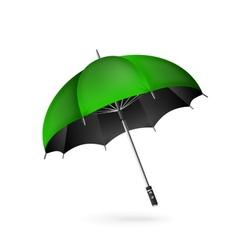 Detailed umbrella icon vector