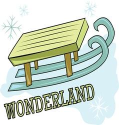 Wonderland vector