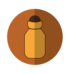 Gift wise manger icon vector