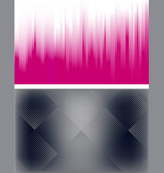 Abstract dotted backgrouds vector