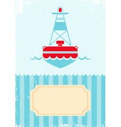 Buoy vector