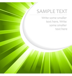 Organic background vector