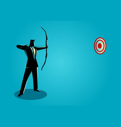 Business on target vector