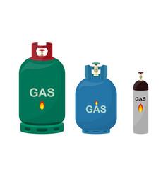 Gas tank vector