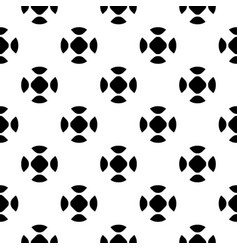 Seamless pattern simple monochrome texture vector