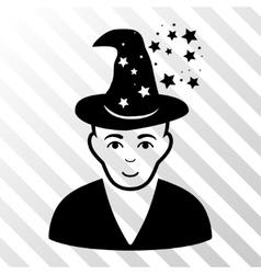 Magic Master Icon vector