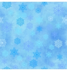 Wrapping Vintage Paper Snowflake Seamless Pattern vector image vector image