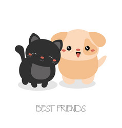 Best friend forever best friend forever vector