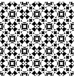 Abstract monochome endless specular texture vector