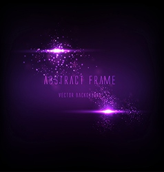 frame background vector image vector image