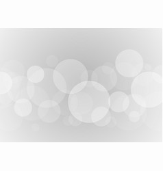 abstract gray background with light blur vector image
