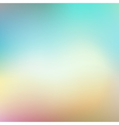 Smooth colorful background vector