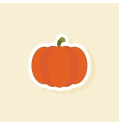 Thanksgiving day object vector image