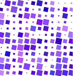 Colorful square pattern design background vector image